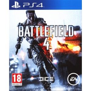 Battlefield 4 Digital (código) / Ps4