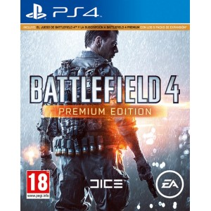 Battlefield 4 Premium Edition Digital (código) / Ps4