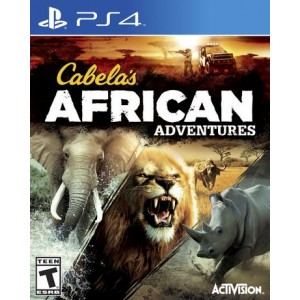 Cabela's African Adventures Digital (código) / Ps4