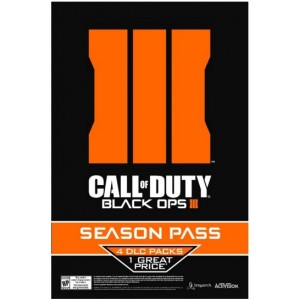 Call of Duty Black Ops 3 - Season Pass Digital (Código) / Ps4