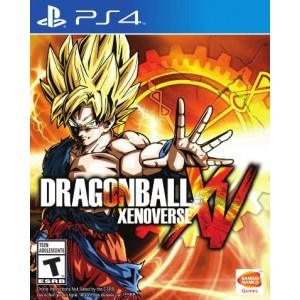 Dragon Ball Xenoverse (físico) / Ps4 - Envío Gratuito