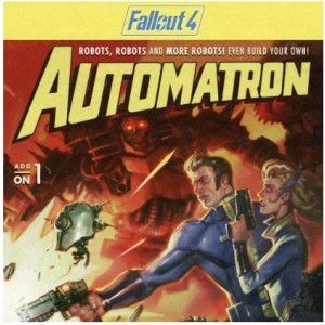 Fallout 4 - Automatron Digital (código) / Ps4
