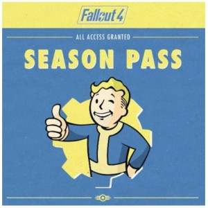 Fallout 4 Season Pass Digital (Código) / Ps4