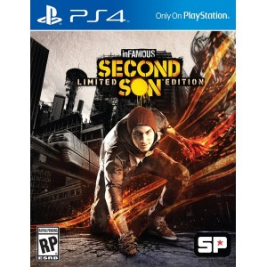 Infamous Second Son Digital (código) / Ps4