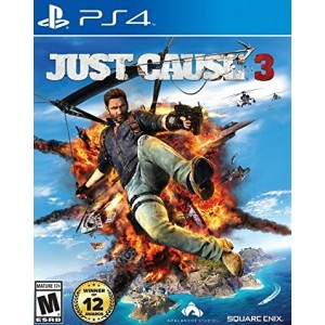Just Cause 3 Digital (código) / Ps4