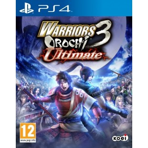 Warriors Orochi 3 Ultimate PS4 Download Code
