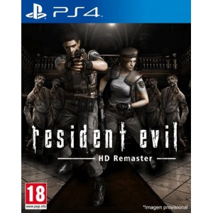 Resident Evil HD Remaster Ps4 Download Code