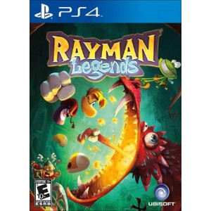 Rayman® Legends Ps4 Download Code