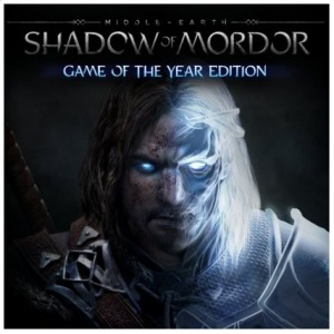 Shadow of Mordor - Game of the year edition Digital (código) / Ps4