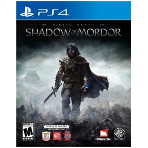 Shadow of Mordor Digital (código) / Ps4