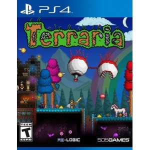 Terraria Limited Time Bundle PS4 Download Code