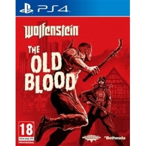 Wolfenstein: The Old Blood Digital (código) / Ps4