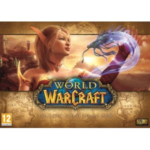 World Of Warcraft Battle Chest Digital (código) / Pc Battle.Net (Servidor Americano)