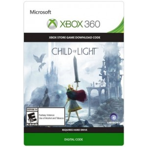 Child Of Light Xbox 360 Download Code