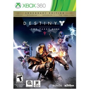 Destiny: The Taken King - Legendary Edition Digital (código) / Xbox One