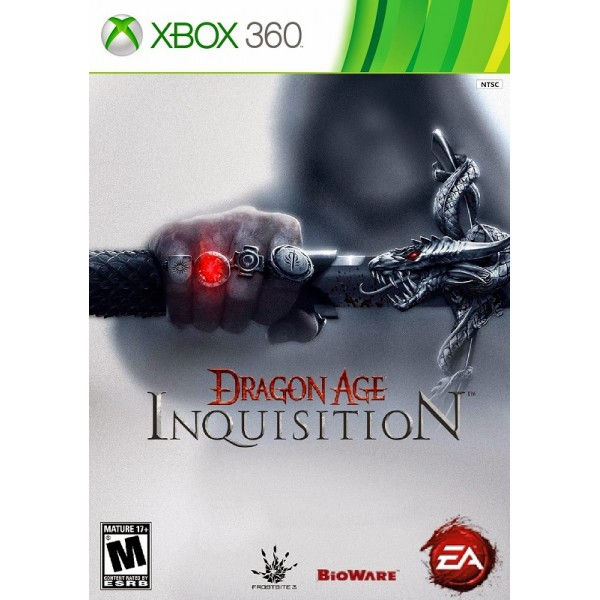 Dragon Age Inquisition Digital (código) / Xbox 360