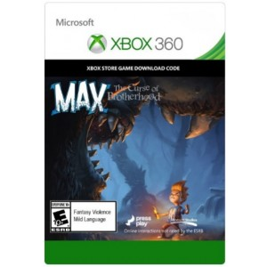 Max: The Curse of Brotherhood Digital (código) / Xbox 360