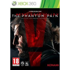Metal Gear Solid V: The Phantom Pain Digital (código) / Xbox 360