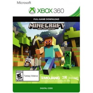 Minecraft Digital (código) / Xbox 360