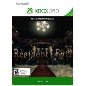 Resident Evil HD Remaster Xbox 360 Download Code
