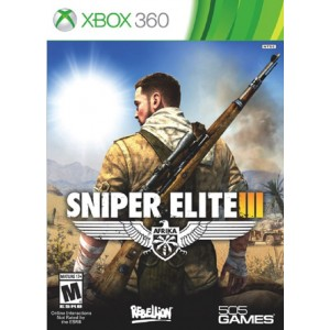Sniper Elite 3 Digital (código) / Xbox 360