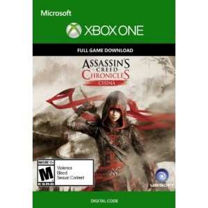 Assassin's Creed Chronicles: China Digital (código) / Xbox One