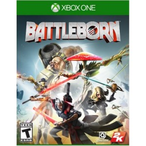 Battleborn Digital (código) / Xbox One