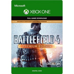 Battlefield 4 Premium Edition Digital (código) / Xbox One
