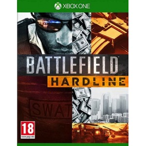 Battlefield Hardline Standard Edition Digital (código) / Xbox One