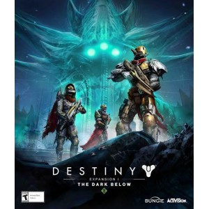 Destiny Expansion I: The Dark Below Digital (código) / Xbox 360