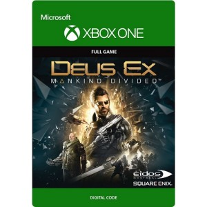 Deus Ex: Mankind Divided Digital (Código) / Xbox One