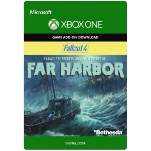 Fallout 4 - Far Harbor Digital (código) / Xbox One
