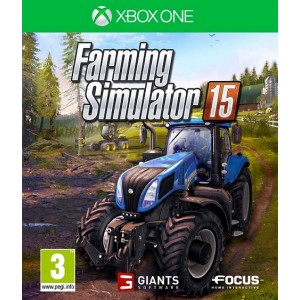 Farming Simulator 15 Digital (código) / Xbox One