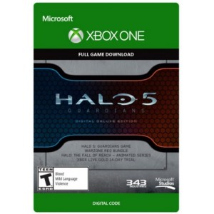 Halo 5 Guardians Deluxe Edition Digital (Código) / Xbox One