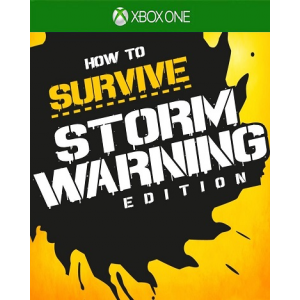 How To Survive: Storm Warning Edition Digital (código) / Xbox One