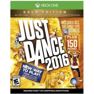Just Dance 2016 Gold Edition Digital (Código) / Xbox One