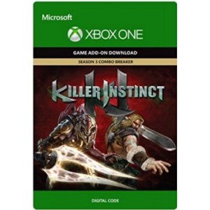 Killer Instinct: Season 3 Combo Breaker Digital (código) / Xbox One