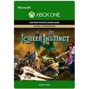 Killer Instinct: Season 3 Ultra Edition Digital (código) / Xbox One