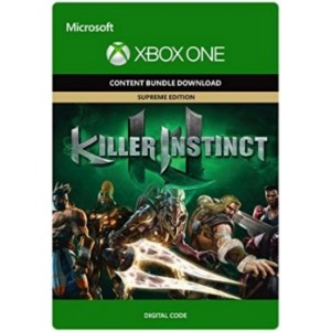 Killer Instinct: Supreme Edition Digital (código) / Xbox One