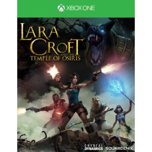 Lara Croft And The Temple Of Osiris Digital (código) / Xbox One