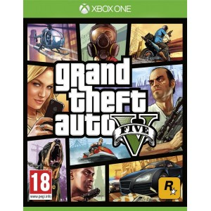 Grand Theft Auto 5 Digital (código) / Xbox One