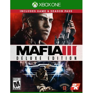 Mafia III Deluxe Edition Digital (Código) / Xbox One