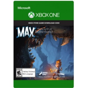 Max: The Curse of Brotherhood Digital (código) / Xbox One