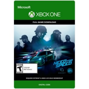 Need For Speed Digital (Código) / Xbox One