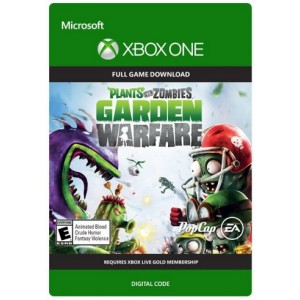 Plants Vs. Zombies Garden Warfare Digital (código) / Xbox One