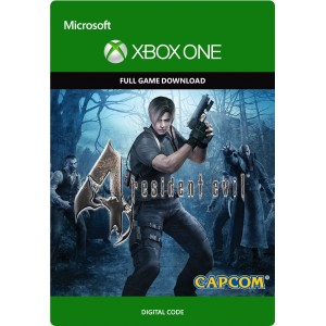 Resident Evil 4 Digital (código) / Xbox One