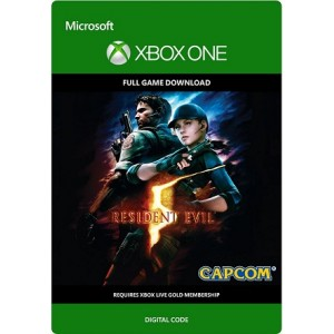 Resident Evil 5 Digital (código) / Xbox One