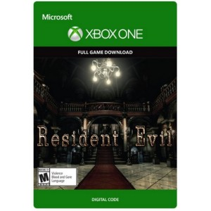 Resident Evil HD Remaster Xbox One Download Code