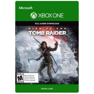 Rise of the Tomb Raider Digital (Código) / Xbox One