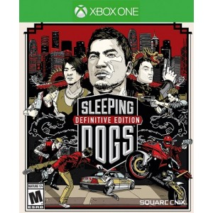 Sleeping Dogs Definitive Edition Digital (código) / Xbox One